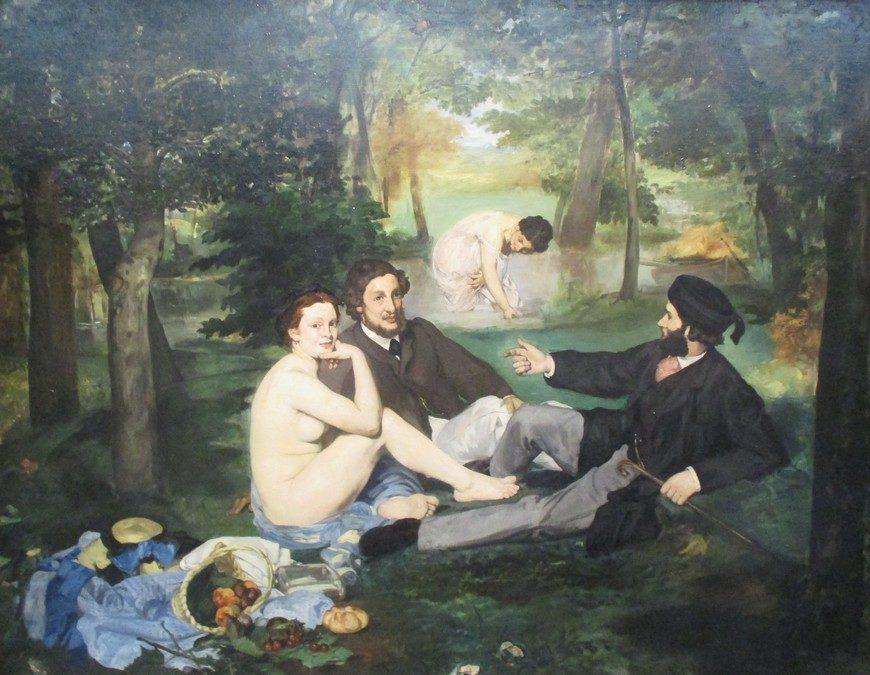 Rituel : le pique-nique du solstice d'été