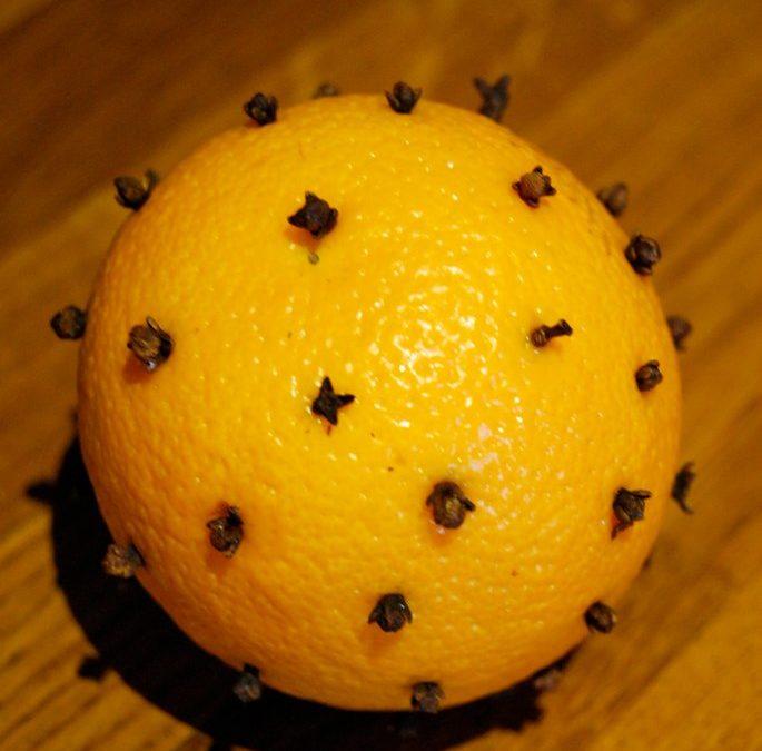La pomme d'ambre de gratitude