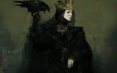 Qui est Morrigan – La Morrigan, à la rencontre des Grandes Reines, Morgan Daimler