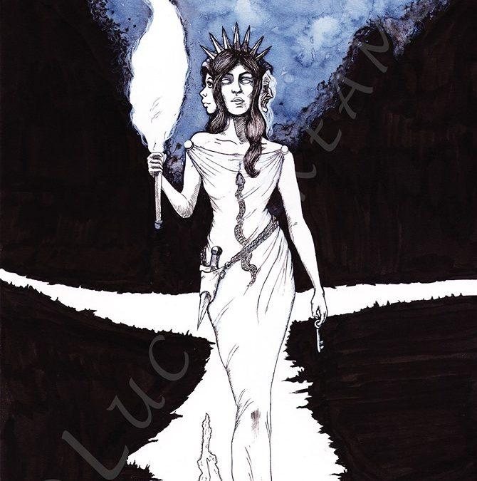 Qui est Hécate – Hécate, Manuel de Dévotion, Vivienne Moss