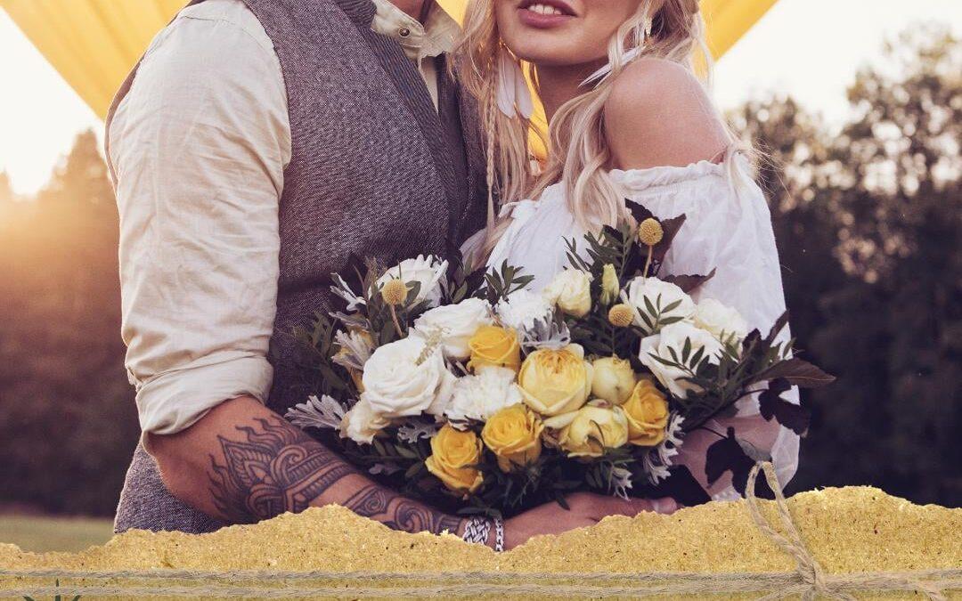 Se marier en petit comité